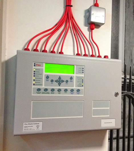 nailsea fire alarms commercial fire alarm wiring building fire alarm wiring diagram