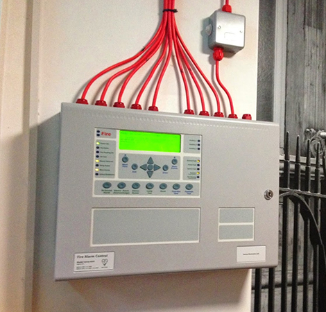nailsea fire alarm systems - Security Systems Installer